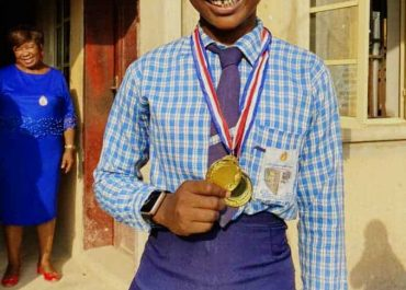 CLARET STUDENT EMERGES CHAMPION OF SOUTH EAST STATES ATHLETICS COMPETITION
